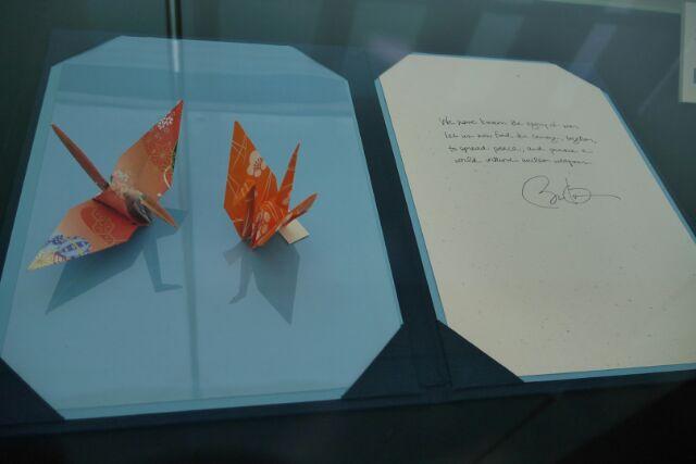 6月14日(火)原爆資料館