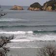 今日の波〜2007年初入水編